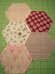 Sewing Hexagons By Machine Without Marking