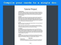 Index Card Corkboard Writing On The App Store