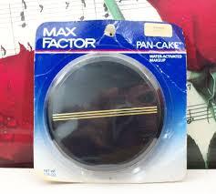 max factor water activated pancake makeup tan rose warm 4 1 75 oz 46200102571 ebay