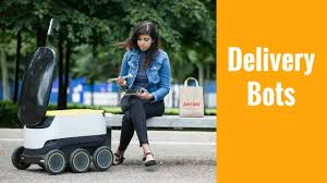 Image result for starship robot delivery