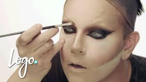 drag makeup tutorial shannel s medusa look rupaul s drag race logo you