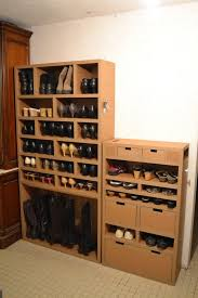 87ac68fc0f37be187f0071c c52 cardboard wardrobe cardboard shoe rack