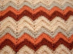 Ripple Afghan Patterns Delectable Free Ripple Afghan Patterns Crochet