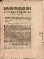 louisiana as a french colony louisiana european explorations  louis xiv king of lettres patentes du roy qui permettent au sieur crozat secretaire du roy de faire feul le commerce dans toutes les terres