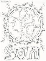 Small Picture Jupiter Coloring Page TwistyNoodlecom Solar System