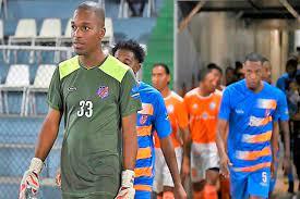 Fallece Jairzinho Pieter portero de la selección de Curazao - Corat