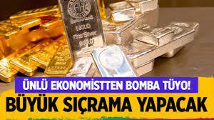 Ekonomist Tuna Kaya'dan büyük sıçrama tüyosu! Altın yorumları, altın  tahminleri, gümüş yorumları - YouTube
