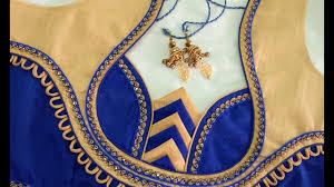 Beautiful Blouse Neck Designs Images Beautiful Blouse Designing By Pnr Fashion Blouses For Women