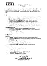 cover letter advertising s manager cover letter resume examples sample for marketing treasury xcover letter marketing marketing manager cover letters