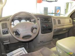 2002 Dodge Ram 1500 Dashboard Lights 2002 Dodge Ram 1500 Slt Quad Cab Taupe Dashboard Photo