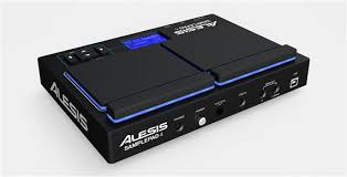 Alesis SamplePad 4 4-Pad Sample and Loop Percussion Instrument