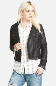 prefeial blanknyc faux lear moto jacket nordstrom in faux leather moto jacket