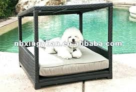 outdoor dog bed with canopy outdoor dog bed with canopy outdoor dog lounger pet bed sun outdoor dog bed with canopy