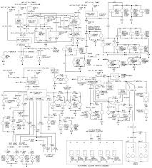 1995 ford taurus wiring diagram