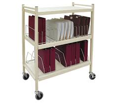 Patient Chart Racks Mobile Chart Racks Standard And Hipaa Privacy Models