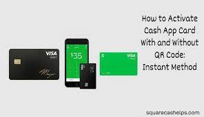 Check spelling or type a new query. How To Activate Cash App Card Without Qr Code Instant Method