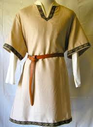 Medieval Tunic Pattern