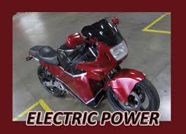 picture of engineer your own electric motorcycle