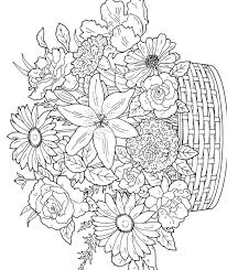 printable color pages flowers coloring pages free printable coloring page coloring pages free printable printable color pages