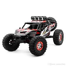 RC Car High Speed Remote Control Cars Toy 2.4G 4WD Radio With Brushless Motor Climbing Kids Best Gift Sale