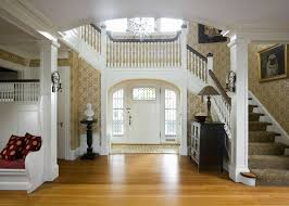 traditional entryway with high ceiling by invigorate moravian star chandelier in addition to 11