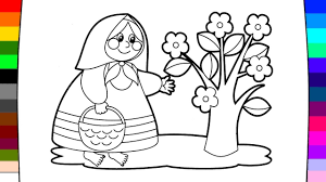 How To Coloring Little People - Learning Coloring Pages for Kids ...