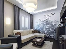 apartment living room design ideas. Wonderful Room Image Of Small Apartment Living Room Ideas Brown Leather Sofa And Design O
