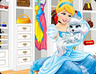 princess room decor girl games