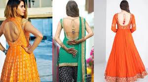 Suit Design Latest 2017 Punjabi Suit Back Neck Designs Latest 2017 2018