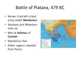 Image result for battle of plataea 479 bc