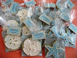 Beach Themed Party Favors Wedding