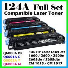 Toner Hp 1600 Color Laser Printer L L L L
