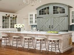 Barn Door For Kitchen Barn Door In Kitchen Finogaus