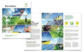 microsoft office catalog templates green energy consultant brochure template word publisher