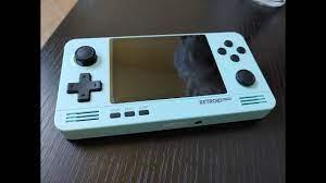 Mở hộp Retroid Pocket 2-Máy chơi game retro handheld từ Trung Quốc tốt nhất  2020 - YouTube