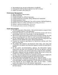 11 resume setup
