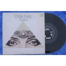 DEBBIE HARRY backfired (extended version ) /military rap, 12 INCH 45 RPM  for sale on groovecollector.com