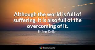 Quotes About Overcoming Adversity Fascinating Overcoming Quotes BrainyQuote