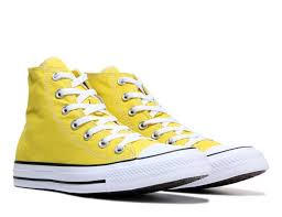 converse yellow high tops. unique designing men converse chuck taylor all star seasonal high top sneaker (yellow) | shoes l89q4322 yellow tops