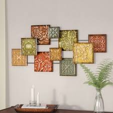 hodges square panel wall d cor on pretty wall art decor with wall accents you ll love wayfair