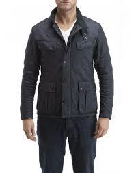 Barbour International Men's Ariel Polarquilt Jacket - Navy ... & ... Barbour International Men's Ariel Polarquilt Jacket - Navy MQU0365NY91  ... Adamdwight.com