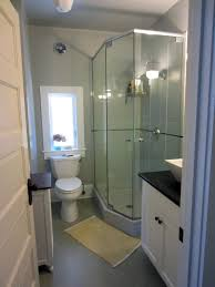 Bathroom:Tub Shower Ideas For Small Bathrooms Shower Stall Tiny Shower  Stall Stall Showers Small