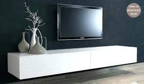 floating tv stand ikea credainatcon