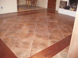 Remarkable Tile Wood Floor New Basement And Ideas Fall Door Decor