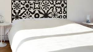 headboard wall art modern quilted decal vinyl sticker bed decoration intended for 2  on wall art vinyl decal sticker headboard with headboard wall art amazing pinteres regarding 25 radioakhmoo
