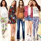 Модная современная одежда для молодежи