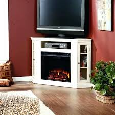 living room with electric fireplace and tv. Stylish Corner Electric Fireplace Tv Stand Oak Popular Fireplaces Decor. Home \u203a Living Room With And