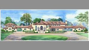 SQ FT House Plans   Dallas Design GroupCartagena