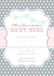 sgering baby shower wording invitation excellent simple for gifts with maker app w