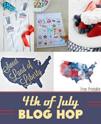 4th july blog hop